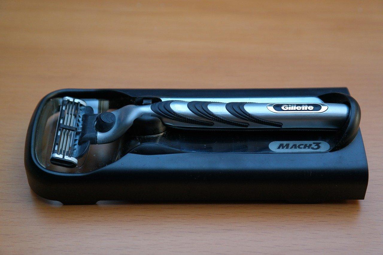 Gillette-Mach-3-Rasierer